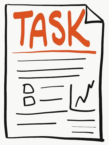 1. Tasks